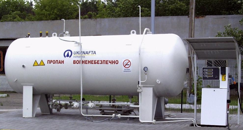 Газ (СПБТ)
